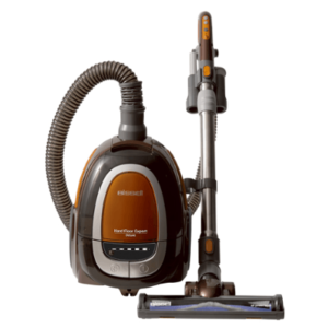 Bissell 1161 Hard Floor Expert Deluxe Canister Vacuum Cleaner